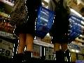 (HD画質)☆ミニスカ逆さ撮り☆PART17